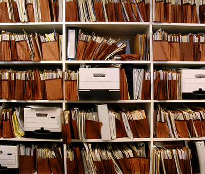 Archive File Types