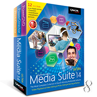 CyberLink Media Suite 13